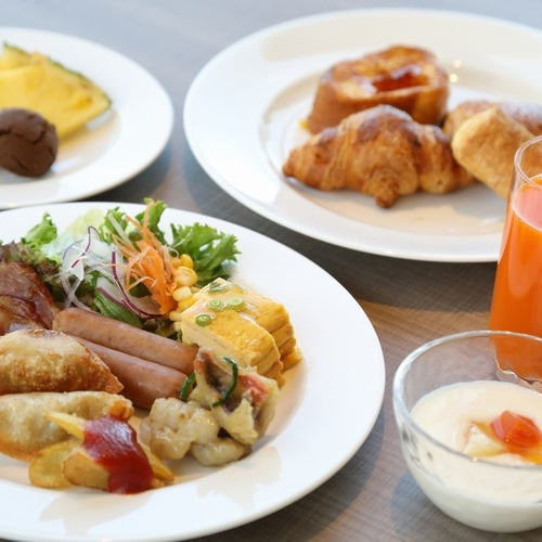 【こだわり朝食】 35COFFEE・ふわふわフレンチトーストがオススメ♪ (朝食付き)