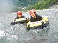 水上キャンプ場Tapa