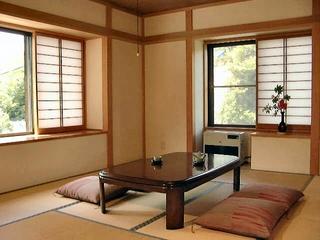 8〜10畳の落着いた和室