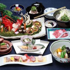 【特選☆個室食】せっかくだから贅沢に!季節の旬満載!豪華会席コース♪