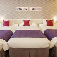 【SUITE ROOM STAY】リビング+寝室の58平米のお部屋で広々ステイ 朝食付4名様専用