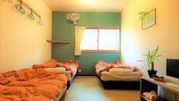 【203】洋室12平米・3ベッド