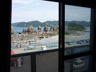 橋杭岩を眺めながら・・・素泊まりプラン