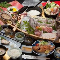 【魚鉢盛】島の海の幸プラン☆★お刺身をもっと食べたい方に♪