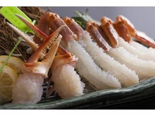 タグ付き地蟹2杯フルコースプラン