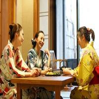 【女子旅応援】露天風呂付き客室でパジャマパーティー♪最大1500円引きと女性に嬉しい3つの特典付