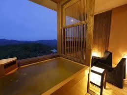【最上階】温泉露天風呂付き和洋室A(3名定員)36平米