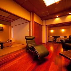 檜風呂付和洋室(55平米/リビング付)