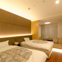 【リニューアル】スーペリア和洋室(32平米/和室6畳)