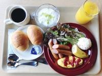 【朝食付きプラン】 駅から徒歩1分 〜シモンズ製ベッドで快適ステイ〜