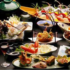 2名様からでもど〜〜んと【地魚の刺身舟盛り付】★地魚美味しんぼプラン