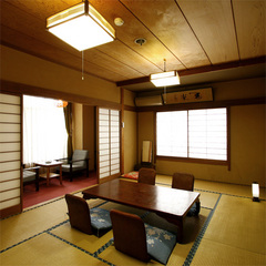和室8〜12畳(トイレ付 バスなし禁煙室)