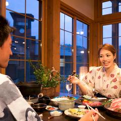 """◆基本会席(ビーフシチュー付)◆じっくり煮込んだお肉は""""トロットロ♪""""はなやの森≪名物≫料理♪"""