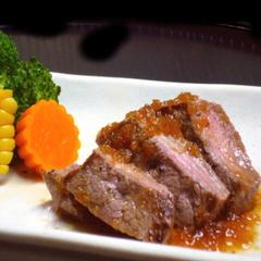 【みんなでカンパイ!広島県】オコゼの唐揚げと広島牛の特別プラン