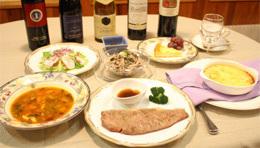 【ホワイトクリスマスディナー特典付き】山形牛サーロインステーキとボトルワイン+自焙煎珈琲豆プレゼント