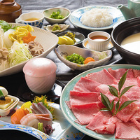 【アツアツ鍋会席 -standard-】〜冬季限定〜 人吉の食をくつくつ煮込んだ、味わい冬鍋