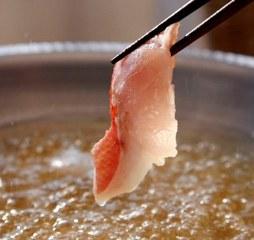 【ペットと過ごすGW】新鮮金目鯛をしゃぶしゃぶで!活伊勢海老も楽しむプラン
