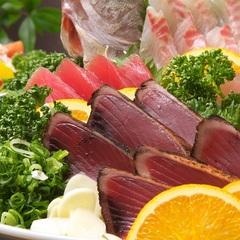 【春夏旅セール】【自然・体験型観光☆こじゃんと旨いプラン】【定番】皿鉢料理プラン