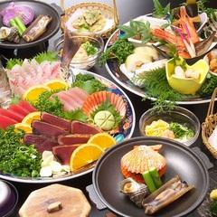 【No.513】【4〜5月のベストプライス】お日にち限定♪毎月開催スーパーセール!皿鉢料理プラン