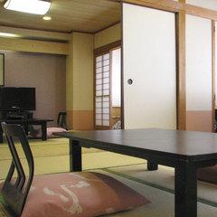和室2間続き(特別室)加湿機能付空気清浄機完備