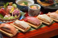 初夏のにぎり寿司会席≪1泊2食付き≫