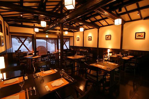 【楽天スーパーSALE】最大20%OFF★蔵造の雰囲気あるレストランで和食を堪能♪1泊2食付きプラン