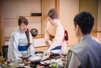 【道後舘オリジナル鯛飯付】和食の贅を極めた最高峰和会席〜聚楽〜