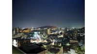 【最上階特別室】最上階角部屋で松山城・松山市街を望む特別室でゆとりの時間〜笙〜