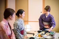【夕食はお部屋で安心♪期間限定!!】 季節の和会席料理をゆっくり部屋で愉しむ
