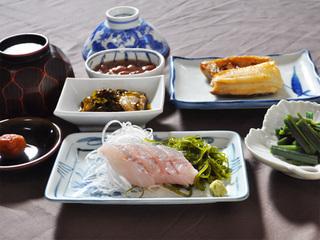 【夕朝食付】新鮮な四季の味たっぷり☆恵山満喫プラン