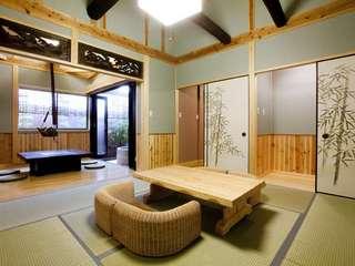 【豊徳】内湯・露天風呂付き離れの一軒家(平屋・和室)