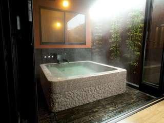 【心徳-しんとく-】離れ 平屋タイプ 美人湯源泉100%かけ流し 内湯&露天風呂付き 泊食分離