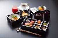 【夕朝食付き】日本料理「水簾」高級懐石コース付 宿泊プラン
