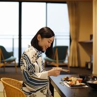 【秋】贅の極み!松茸を和牛にまいて味わう☆牛松会席プラン(お部屋食)