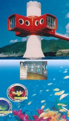 【海の秘境】竜串発♪お得に『足摺海底館・入館』プラン