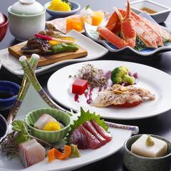 【夕食のみ】朝ものんびり☆チェックアウト10時まで自由な時間を満喫♪「旬鮮懐石夕食&朝食無しプラン」