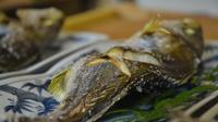 【地魚おまかせプラン】 お刺身、釜飯、いろいろな調理法でお魚をご用意。豪華な伊豆の幸シリーズ