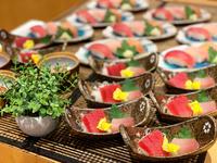 【4月5月料理フェア】 まぐろ好き集まれ!新鮮まぐろフェア