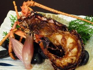 【ちょっと贅沢な1品料理付き】伊勢海老の鬼殻焼き 1泊2食バイキングプラン