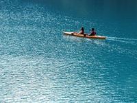 【静かな湖を独り占め!】カヌー半日コース付き!1泊2食バイキングプラン【現金特価】
