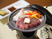【心にググっと】☆上州牛のサーロインステーキ付き!バイキングプラン