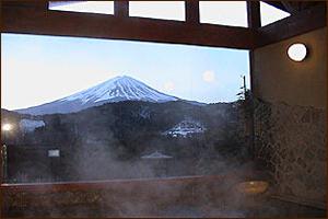 全客室から見える富士山!!気軽に素泊まりプラン