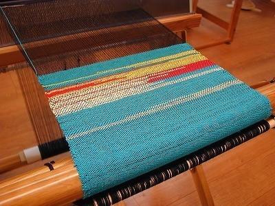 【自分で織って!】さをり織体験宿泊プラン