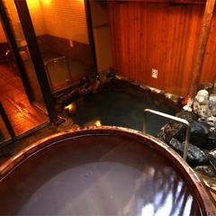 囲炉裏で頂く鍋と季節の川魚塩焼き お手軽プラン