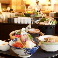 【基本】新しい湯治スタイルで宿にいながら湯めぐり三昧♪夕食はセミバイキングでお好きな料理をお愉しみ!