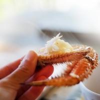 【活毛蟹プラン】「活」ならではの旨みと甘み〜蟹身のきめの細かさと、上品な味わいを堪能