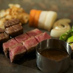 【50代からの夫婦旅行】〈鉄板焼コース〉美味しいものを少しずつ〜量より質にこだわった少量美食プラン