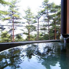 露天風呂付特別室