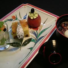 特典グレードアップ◆湯宿で過ごす記念日を豪華にお祝い