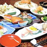 【2食付】歴史ある名湯と四季折々の美味と滋味をお部屋食で贅沢に堪能